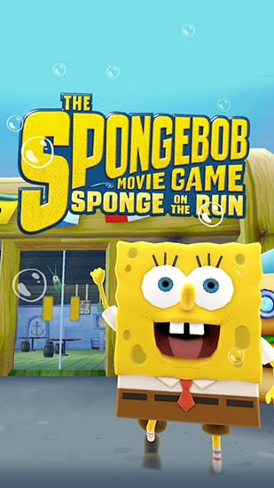 The Spongebob movie game: Sponge on the run
