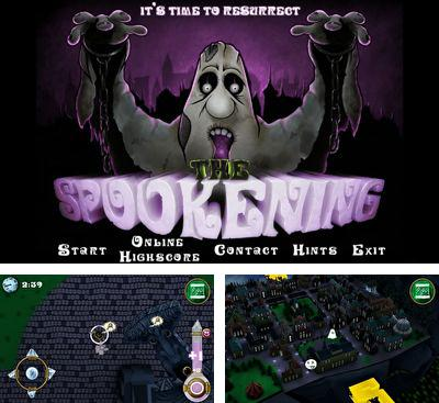 In addition to the game Track My Train for Android phones and tablets, you can also download The Spookening for free.