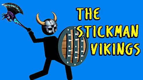 The stickman vikings poster