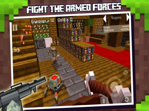 The survival hunter games 2 screenshot 1