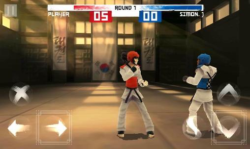 The taekwondo game: Global tournament картинка из игры 3