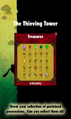The Thieving Tower обложка