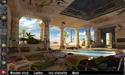 The Time Machine Hidden Object screenshot 2