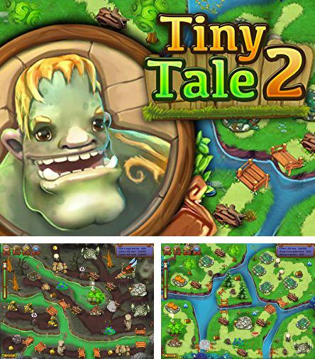In addition to the game The wars 2: Evolution - Begins for Android phones and tablets, you can also download The tiny tale 2 for free.
