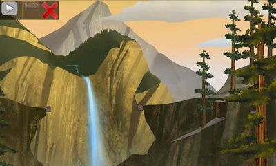 Screenshots of the The Trail West for Android tablet, phone.