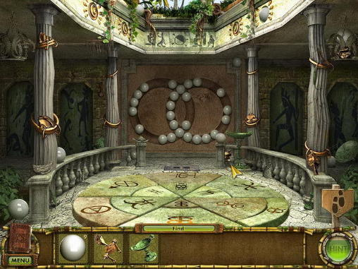 The treasures of mystery island 2: The gates of fate скриншот 5
