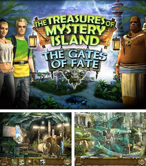 Кроме игры Alien spaceship war: Aircraft fighter скачайте бесплатно The treasures of mystery island 2: The gates of fate для Android телефона или планшета.
