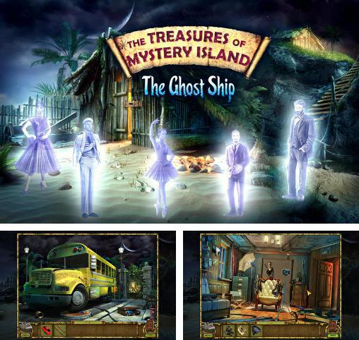 En plus du jeu Maison 1000 portes 2  pour téléphones et tablettes Android, vous pouvez aussi télécharger gratuitement Ile des secrets 3: Bateau-fantôme , The treasures of mystery island 3: The ghost ship.