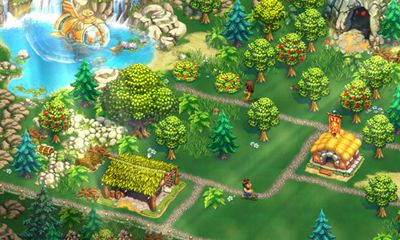 Jogue The Tribez para Android. Jogo The Tribez para download gratuito.