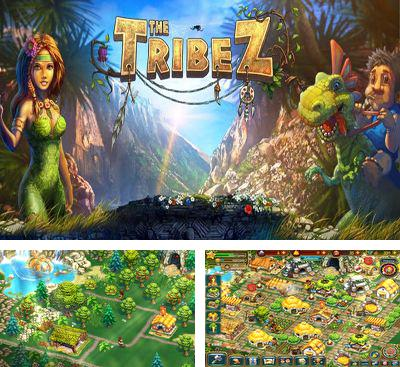 In addition to the game Build a kingdom for Android phones and tablets, you can also download The Tribez for free.