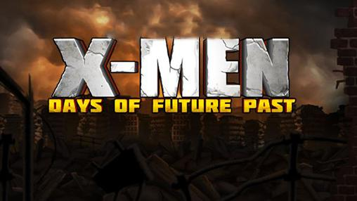 The uncanny X-Men: Days of future past poster