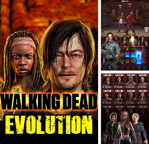 En plus du jeu Manager de tennis 2019 pour téléphones et tablettes Android, vous pouvez aussi télécharger gratuitement Les morts-vivants: Evolution, The walking dead: Evolution.