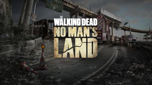 The walking dead: No man's land обложка