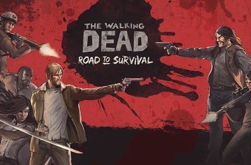 The walking dead: Road to survival обложка