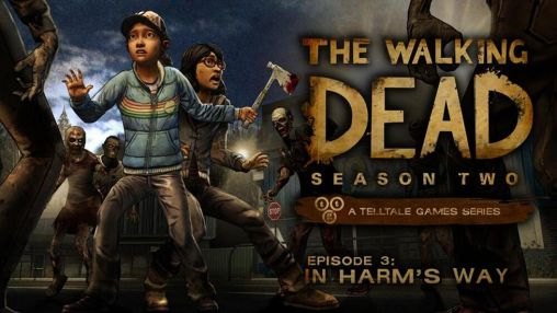 The walking dead: Season 2 Episode 3. In harm's way