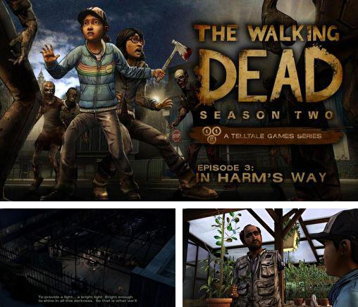 Zusätzlich zum Spiel The Walking Dead: Stafel 1 für Android-Telefone und Tablets können Sie auch kostenlos The walking dead: Season 2 Episode 3. In harm's way, The Walking Dead: Saison 2 Episode 3. In Gefahr herunterladen.