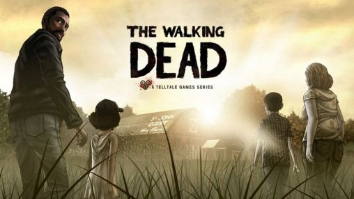 The walking dead: Season one poster