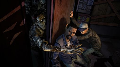 The walking dead: Season one für Android spielen. Spiel The Walking Dead: Stafel 1 kostenloser Download.