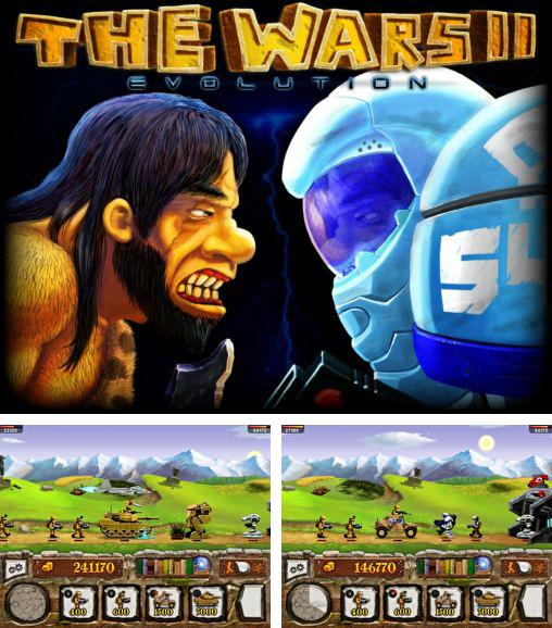 In addition to the game The wars 2: Evolution - Begins for Android phones and tablets, you can also download The wars 2: Evolution for free.