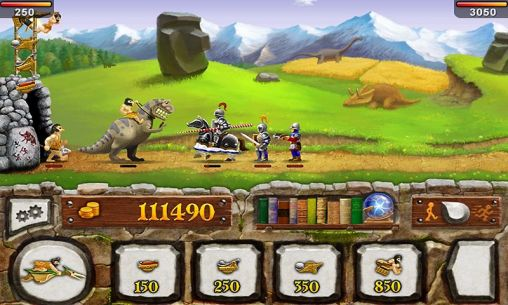 Screenshots of the The wars 2: Evolution - Begins for Android tablet, phone.