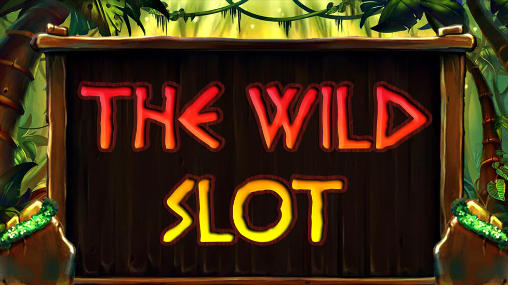 The wild slot poster