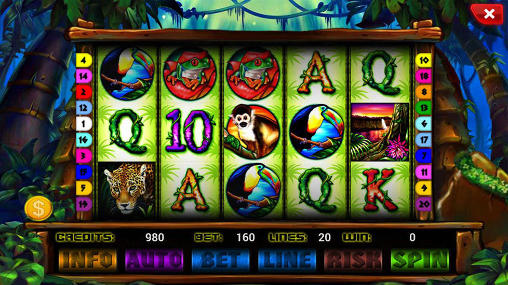 The wild slot screenshot 1