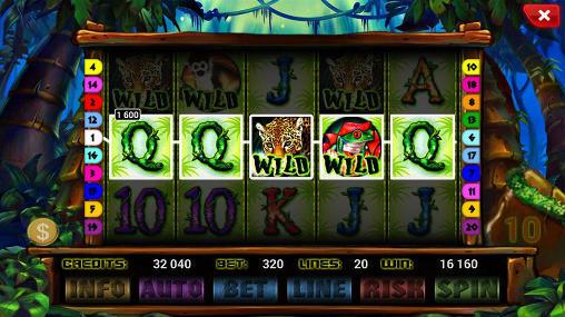 The wild slot screenshot 3