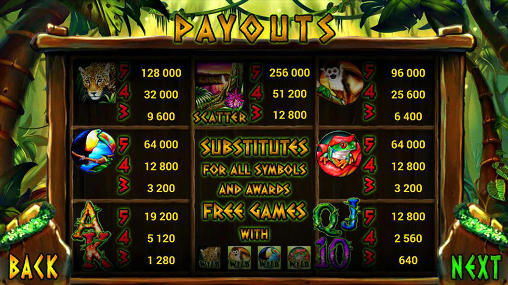 The wild slot screenshot 5