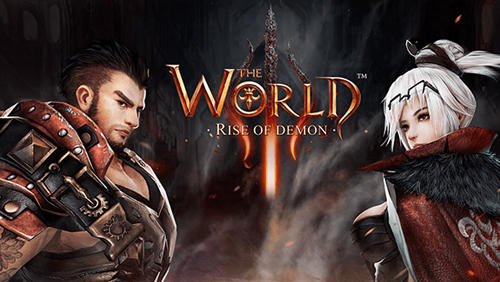 The world 3: Rise of demon обложка