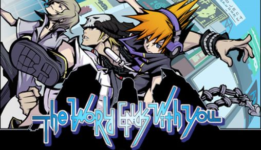 The world ends with you poster