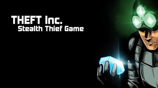 Theft inc. Stealth thief game poster