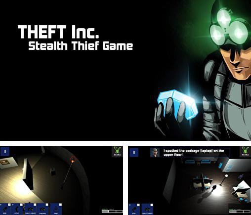 In addition to the game Splinter Cell Blacklist Spider-Bot for Android phones and tablets, you can also download Theft inc. Stealth thief game for free.