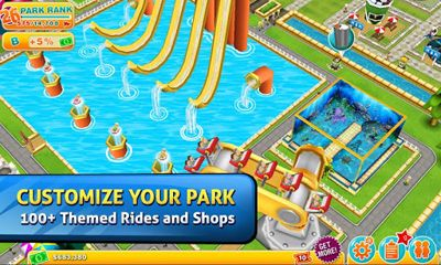 Download Theme Park Android free game.