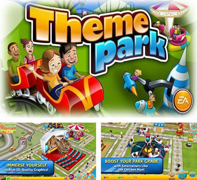 In addition to the game Prehistoric Park for Android phones and tablets, you can also download Theme Park for free.