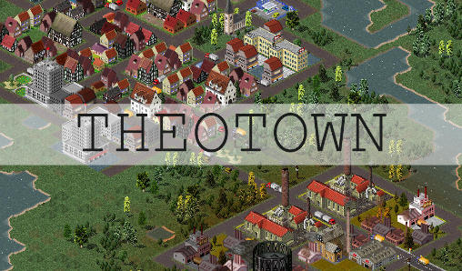 Theotown poster