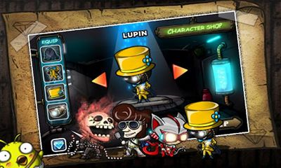 Thief Lupin! screenshot 2