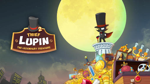 Thief Lupin 2: The legendary treasure