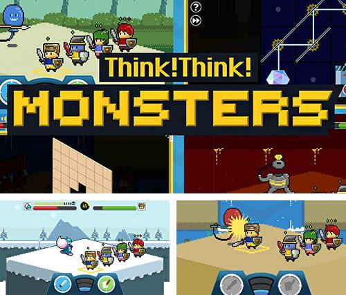 Think! Think! Monsters