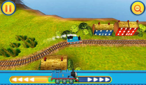 Screenshots von Thomas and friends: Express delivery für Android-Tablet, Smartphone.