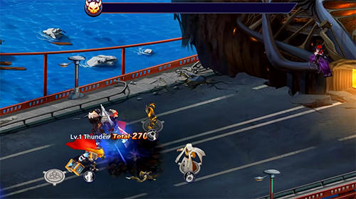 Screenshots do Thor: Infinite defense - Perigoso para tablet e celular Android.
