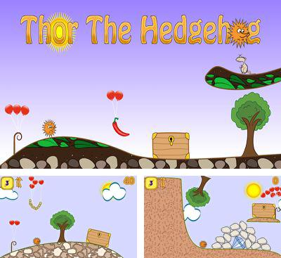 In addition to the game Mystery Stories – MoM for Android phones and tablets, you can also download Thor The Hedgehog for free.