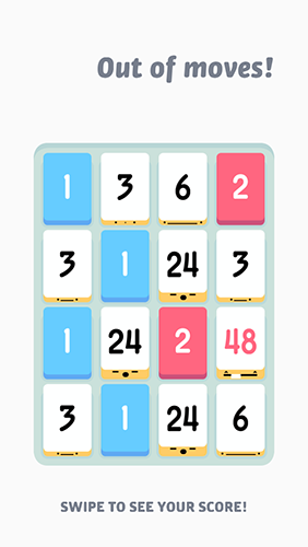 Threes! screenshot 1