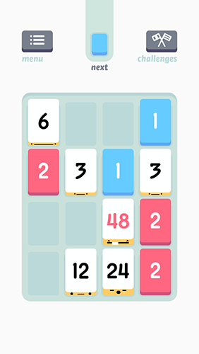 Threes! screenshot 3