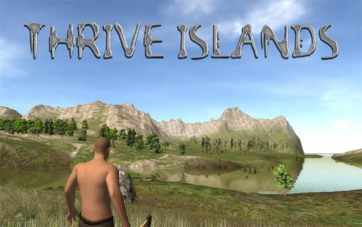 Thrive islands: Survival poster