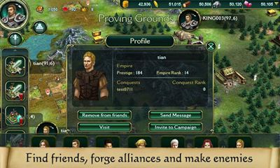 Throne of Swords screenshot 4