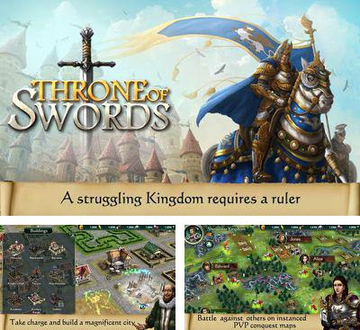 In addition to the game Majesty: The Northern Expansion for Android phones and tablets, you can also download Throne of Swords for free.