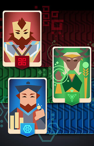 Screenshots do Thrones: Reigns of humans - Perigoso para tablet e celular Android.