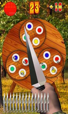 Jogue Throwing Knife 2 para Android. Jogo Throwing Knife 2 para download gratuito.