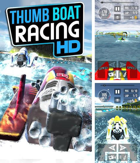 Thumb boat racing HD