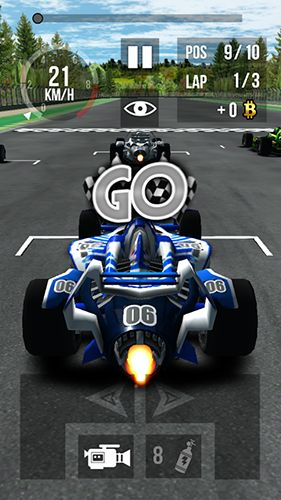Thumb formula racing screenshot 3